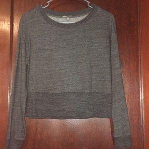 GapBody semi cropped sweatshirt